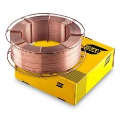 Suvirinimo viela ESAB OK Autrod 12.58 1,0mm 15kg