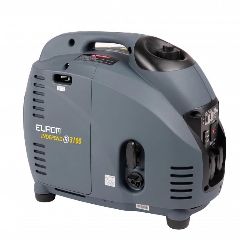 Inverterinis elektros generatorius EUROM Independ 3100