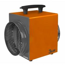 Elektrinis oro šildytuvas EUROM Heat-Duct-Pro 3kW