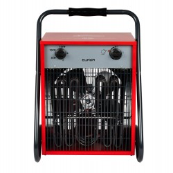 Elektriline soojapuhur EUROMAC EK15002 15,0 kW, su laidu
