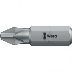 Kryžminis atsuktuvo antgalis WERA 851/1 Z, PH 1x50mm