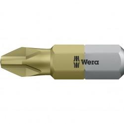 Kryžminis atsuktuvo antgalis WERA 851/1 TiN PH 2x25mm