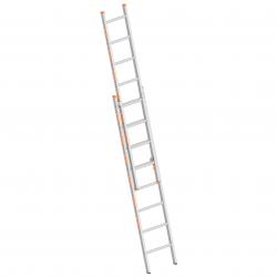 Pikendatav 2-osaline redel LAYHER Topic 1035