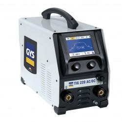 Suvirinimo aparatas GYS TIG 220 AC/DC
