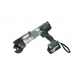 Akumuliatorinis armatūros kirpimo įrankis HiKOKI NB12MV Multi Volt