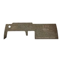 Atsarginiai ašmenys MILWAUKEE Switchblade 65mm