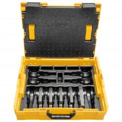 Presavimo galvų rinkinys REMS Mini M15-18-22-28-35