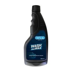 Automobilio išorės plovimo šampūnas su vašku NERTA Wash&Wax