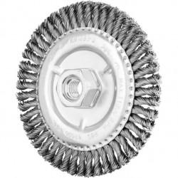 Metalinis šepetys PFERD RBG 12506/M14 Pipe ST 0,5