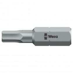 Atsuktuvo antgalis WERA 840/1 Z SW7x25mm