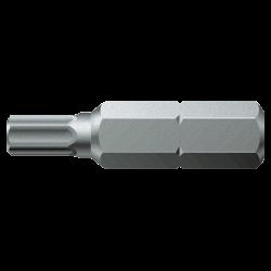 Šešiakampis atsuktuvo antgalis WERA 840/2 Z 5,0x30mm