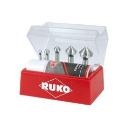 5-osaline süvistajate komplekt RUKO 6,3-25 mm