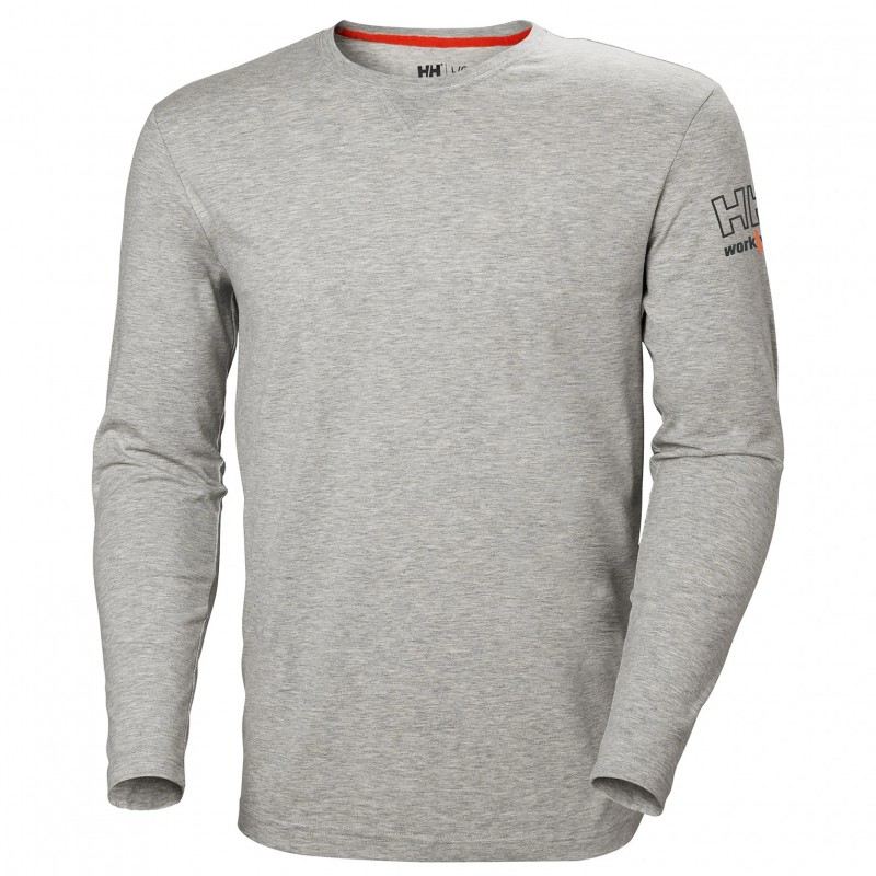 Marškinėliai ilgomis rankovėmis HELLY HANSEN Kensington