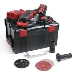Akumuliatorinis šlifuoklis FLEX SE 125 18.0-EC