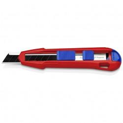 Laužomas peilis su stabilizatoriumi KNIPEX CutiX