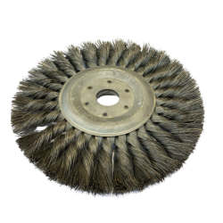 Metalinis šepetys KULLEN&MEZ SZ4181 D050 D180 1RH AL 22.2