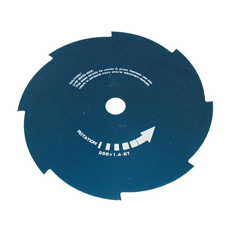 8-ių ašmenų peilis BLUE BIRD 255x1,4x25,4mm