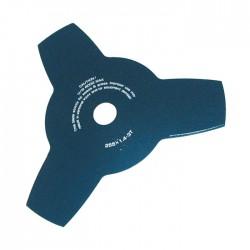3-jų ašmenų peilis BLUE BIRD 255x1,4x25,4mm