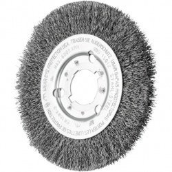 Metalinis šepetys PFERD RBU 15012/22,2 ST 0,25
