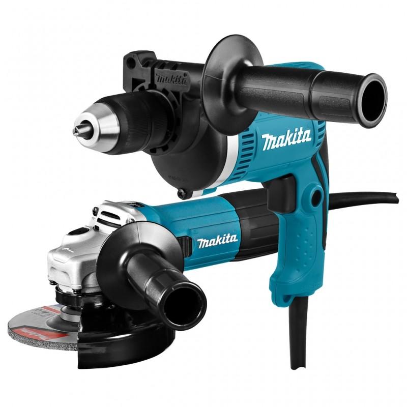 Elektrinių įrankių rinkinys MAKITA DK0050X1+