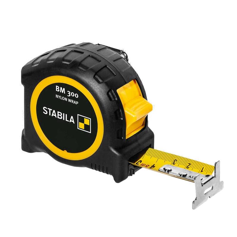 Ruletė STABILA BM 300 8m mm/inch