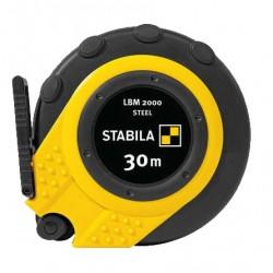 Plieninė ruletė STABILA LBM 2000 P 30m