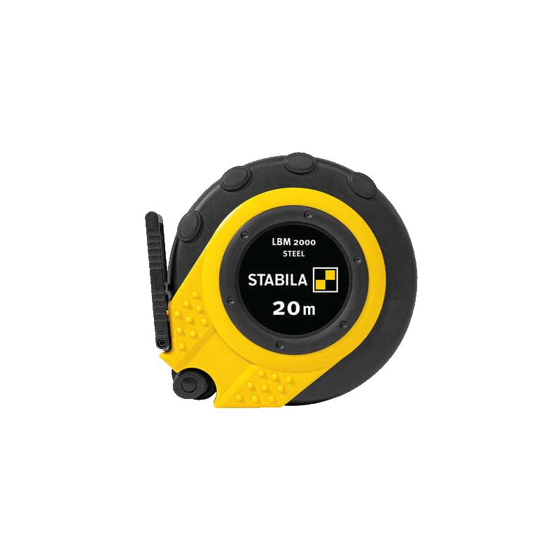 Plieninė ruletė STABILA LBM 2000 P 20m