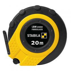 Stiklo pluošto ruletė STABILA LBM 2000 G 20m