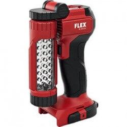 Akutaskulamp FLEX WL LED 18,0 V aku ja laadijata