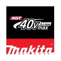 Makita 40V Max XGT tootja logo